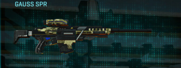 Palm sniper rifle gauss spr