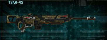 Indar highlands v2 sniper rifle tsar-42