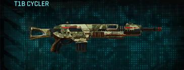 Palm assault rifle t1b cycler