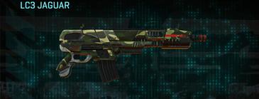 Temperate forest carbine lc3 jaguar