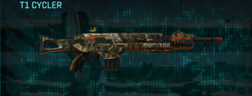 Indar highlands v1 assault rifle t1 cycler