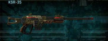Indar highlands v2 sniper rifle ksr-35
