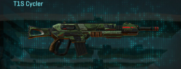 Amerish forest v2 assault rifle t1s cycler
