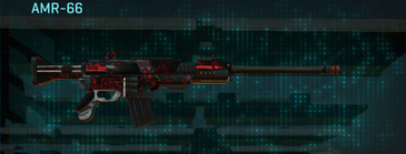 Tr loyal soldier battle rifle amr-66