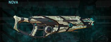 Indar dry ocean shotgun nova