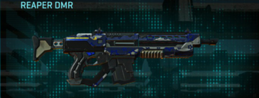 Nc patriot assault rifle reaper dmr