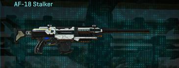 Esamir snow scout rifle af-18 stalker