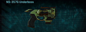 Amerish forest v2 pistol ns-357g underboss