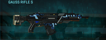Nc alpha squad assault rifle gauss rifle s