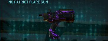 Vs digital pistol ns patriot flare gun