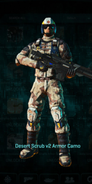 Nc desert scrub v2 combat medic
