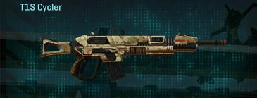 Sandy scrub assault rifle t1s cycler