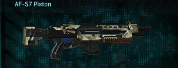 Desert scrub v1 shotgun af-57 piston