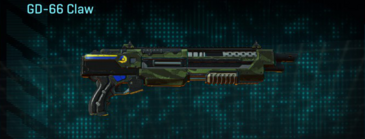 Amerish forest v2 shotgun gd-66 claw
