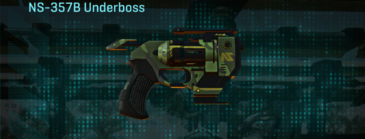 Amerish leaf pistol ns-357b underboss