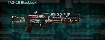 Forest greyscale shotgun tas-16 blackjack