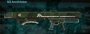 Amerish leaf rocket launcher ns annihilator
