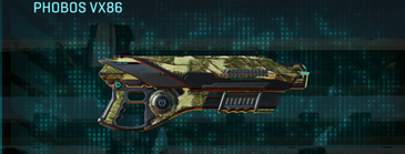 Palm shotgun phobos vx86
