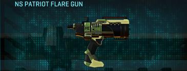 Temperate forest pistol ns patriot flare gun