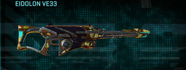 India scrub battle rifle eidolon ve33