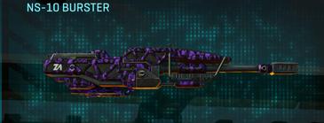 Vs digital max ns-10 burster