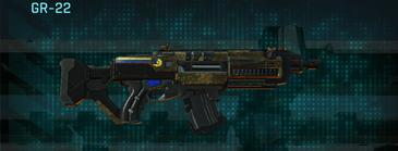 Indar highlands v2 assault rifle gr-22