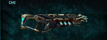 Desert scrub v1 assault rifle cme