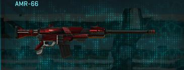 Tr zebra battle rifle amr-66