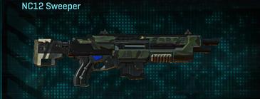 Amerish scrub shotgun nc12 sweeper