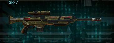 Indar highlands v2 sniper rifle sr-7