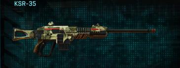 Palm sniper rifle ksr-35