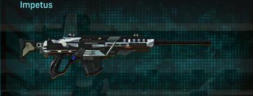 Esamir ice sniper rifle impetus