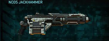 Indar dry ocean heavy gun nc05 jackhammer