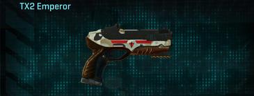 Desert scrub v1 pistol tx2 emperor