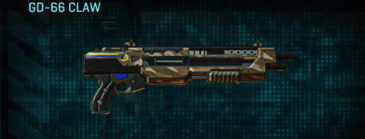 Indar dunes shotgun gd-66 claw