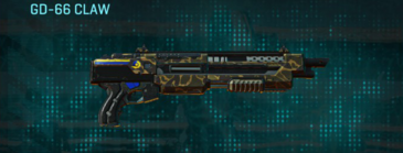 Indar highlands v1 shotgun gd-66 claw