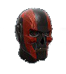 TR Inf Helm IlluminatedSkull