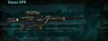 Amerish brush sniper rifle gauss spr