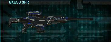 Nc patriot sniper rifle gauss spr
