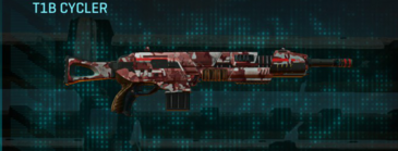 Tr urban forest assault rifle t1b cycler