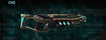 Arid forest assault rifle cme