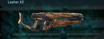 Indar canyons v1 heavy gun lasher x2