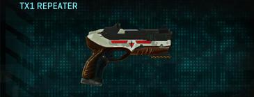 Indar dry ocean pistol tx1 repeater