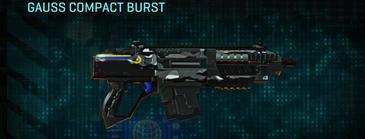 Indar dry brush carbine gauss compact burst