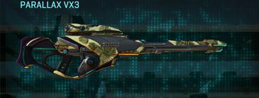 Palm sniper rifle parallax vx3