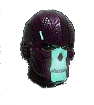VS ENG Helm IlluminatedSkull