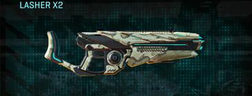 Indar dry ocean heavy gun lasher x2