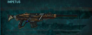 Indar rock sniper rifle impetus