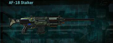 Amerish brush scout rifle af-18 stalker