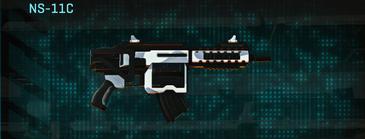 Esamir ice carbine ns-11c
